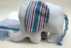 Hospital Receiving Blanket Keepsake Elephant - what an ADORABLE idea. A wonderful way to have your baby's blanket preserved. love the elephant idea for baby's hospital blanket keepsake! Receiving Blankets, Baby Blankets, Baby Memories, Baby Keepsake, Personalized Baby Gifts, Everything Baby, Baby Time, Baby Crafts, Baby Elephant