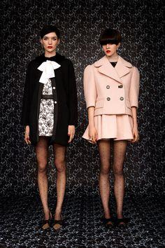 Especial miss Vogue edicion agosto 2013 looks para el regreso a clases - Louis Vuitton
