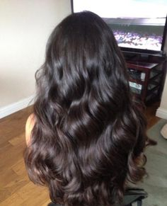 Achieve this look with the Body Wave texture from the STEAM collection at www.TressenceVirginHair.com