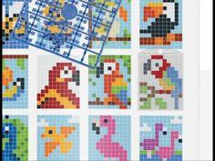 Pixelhobby Pixel medaillon