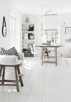 1000 Images About Nordic Living Room On Pinterest White