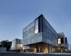 SChofu campus of Toho Gakuen School of music by Team Yamanashi in NIKKEN SEKKEI — Medium