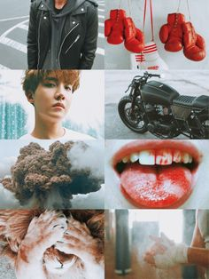 "☁️「bts seven deadly sins!au」Jung Hoseok is Anger  ""Anger is manifested in the individual who spurns love and opts instead for fury. It is also known as Wrath"""