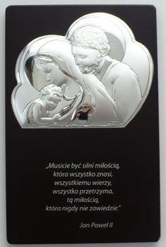 Obrazek Święta Rodzina z napisem- (VL814S) [PasazHandlowy.eu]