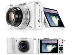 White Samsung EX2F spotted on US photo site - Crave - Cameras - CNET Asia