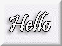 HELLO  HAPPINESS TO YOU (GIF)