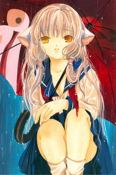 CLAMP - Chobits 【Chii】