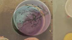 Mishima with wax