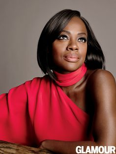 """""""I tell my daughter every morning, 'Now, what are the two most important parts of you?' And she says, 'My head and my heart.' Because that's what I've learned in the foxhole: What gets you through life is strength of character and strength of spirit and love."""" - Smart Girl Viola Davis"""