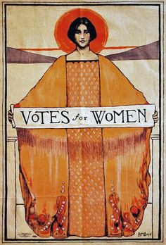 Votes for Women | 1911.