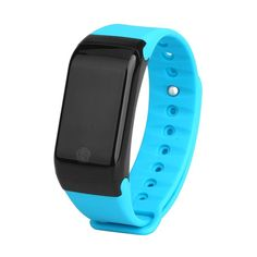 Witmood Waterproof Swimming Smart Bracelet Heart Rate Monitor Smart Watch Band with Remote Camera suit for Outdoor ,Sports Activities (blue) *** New and awesome outdoor gear awaits you, Read it now  : Travel Gadgets