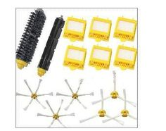 6 Hepa Filter + 1 set hair Brush kit + 3 set side brush for iRobot Roomba 700 Series 770 780 790 vacuum cleaner accessories //Price: $US $24.65 & FREE Shipping //     #cleaningappliances