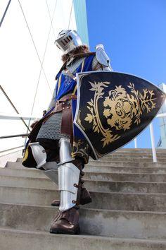 Oscar, Knight of Astora by Synphol on deviantART