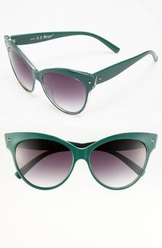 You can now have your favorite cat eye style in a stunning turquoise or  black variation 9d34a855e0