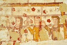 """Résultat de recherche d'images pour """"fresques église de tavant 37"""""""
