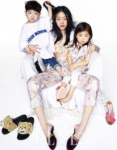 KOREAN MODEL • Choi Sora by Kim Young Jun for Elle Korea May 2015
