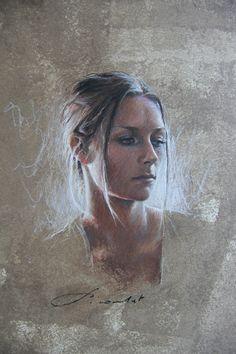 Œuvres récentes - Nathalie Picoulet, un instant de femme