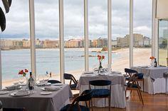 Tira do Playa. Coruña