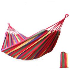 240*150cm 2 Person Hammock hamac outdoor Leisure bed hanging bed double sleeping canvas swing hammock camping hunting 3 Color♦️ B E S T Online Marketplace - SaleVenue ♦️👉🏿 http://www.salevenue.co.uk/products/240150cm-2-person-hammock-hamac-outdoor-leisure-bed-hanging-bed-double-sleeping-canvas-swing-hammock-camping-hunting-3-color/ US $10.89
