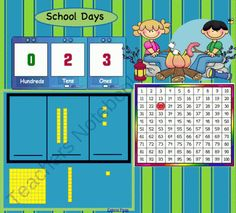 Smartboard Calendar Activities   Ideas for School   Pinterest ...