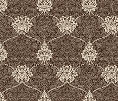 St James Palace Redux 1c fabric by muhlenkott on Spoonflower - custom fabric