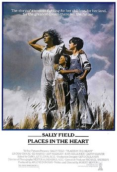 Places In The Heart (1984) - Sally Field, Lindsay Crouse, Ed Harris, Amy Madigan, John Malkovich