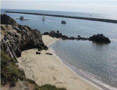 Pirate's Cove Beach in Corona Del Mar