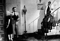 """""""Double Indemnity"""" Fred MacMurray 1944 Paramount / MPTV, Billy Wilder, Film Noir, Tom Powers"""