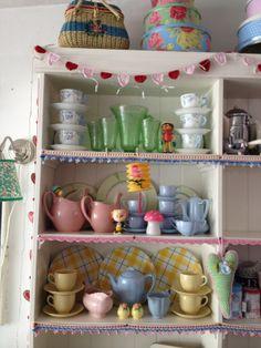 dresser re-arranging
