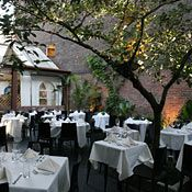 Revel---Meatpacking --- outdoor seating--- HH only (food terrible) 5-7pm