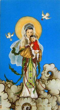 Chinese Madonna
