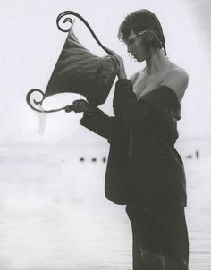 Karlie Kloss by Bruce Weber for CR Fashion Book #3