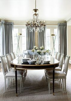 Formal Dining Room Curtains Best Of Dining Room Drapes Dining Room Drapes, Dining Room Table Decor, Dining Room Design, Dining Room Furniture, Room Decor, Furniture Design, Space Furniture, Furniture Projects, Dining Area