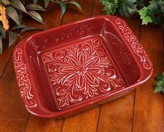 CASSEROLE ROUND WITH LID CERAMIC BERRY 9IN by Drake Design. $24.76. 3643. CASSEROLE ROUND WITH LID CERAMIC BERRY 9IN
