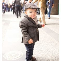 Cutest little boy - Fashion inspiration