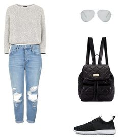 """Casual."" by roci28 ❤ liked on Polyvore"
