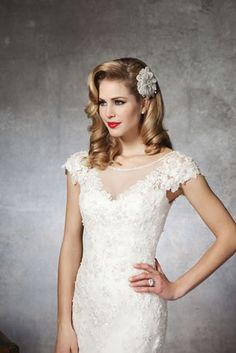 Lace wedding dresses are huge news for 2013. Here we reveal our favourite new styles and show you how to give a lace gown a modern twist.