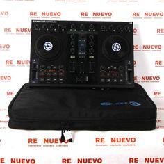 Mesa mezclas TRAKTOR KONTROL S2 E270053 de segunda mano #sonido #mesa #mezclas #dj #traktor