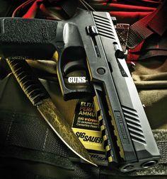 Home Defense, Self Defense, Tactical Knives, Tactical Gear, Rifles, Sig Sg 550, Sig 320, Striker Fired, Shooting Gear