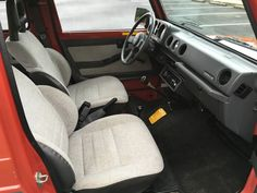 Suzuki Samurai Security Console Tuffy Vehical