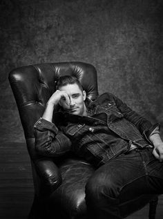 Lee Pace~God bless his parents for bringing him into the world.  Also.....DAYUM BOY.