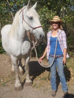 Montana guide Erin Bolster, 26, was leading a group of eight tenderfeet on a horseback ride when a grizzly bear suddenly charged an eight-year-old boy. Bolster got her horse, Tonk, between the boy and the bear (an extraordinary feat,since horses are naturally bear shy), and then horse and rider charged the grizzly several times, eventually scaring off the critter and saving the child.
