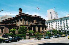San Francisco: Pacific-Union Club - Nob Hill