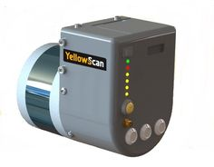 YellowScan Surveyor Lidar Sensor For UAVs