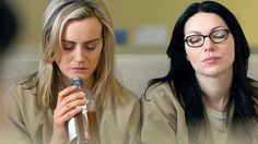 Alex Vause (Laura Prepon) from Orange is the New Black.