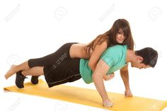 Image result for guy doing push ups with girl on his back Match Making, Push Up, Novels, Guys, Tv, Image, Television Set, Sons, Fiction
