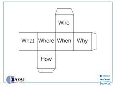 Question Cubes 1