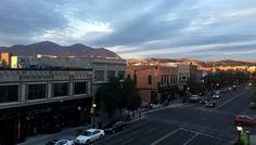 Downtown Bozeman in the summertime #bozeman #montana