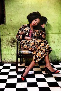 Demoiselle Solange-thedemoiselle.com