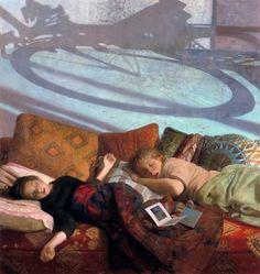 Vincent Desiderio http://1.bp.blogspot.com/_ucsME-AsFQU/SvqUDDTwXII/AAAAAAAAJgk/bO7LIvnqNKY/s800/vincent+desiderio+600.jpg